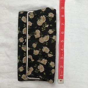 Urban Outfitters Bags - Urban Outfitters Floral Clutch